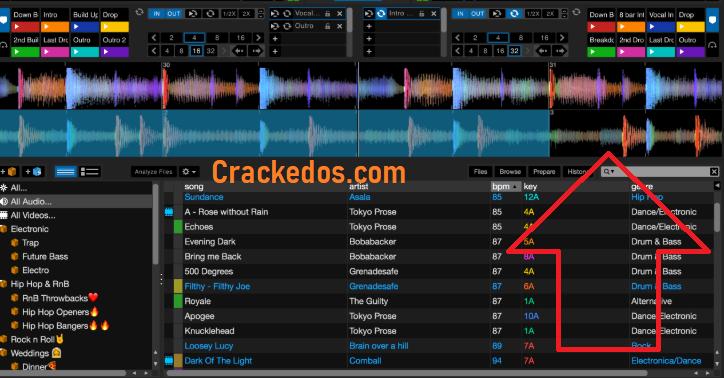 Serato DJ Pro Key