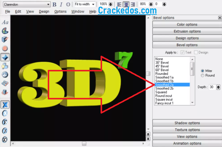 Xara 3D Maker Crack
