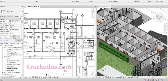 Autodesk Revit 2022 Crack With Torrent Free Download