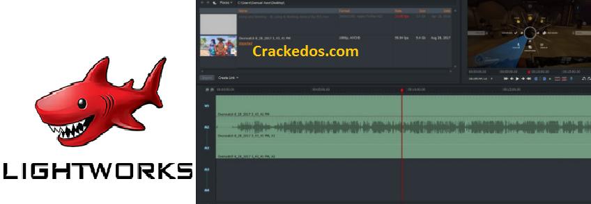 Lightworks Pro 2020.1 Crack With License Keygen Full Version