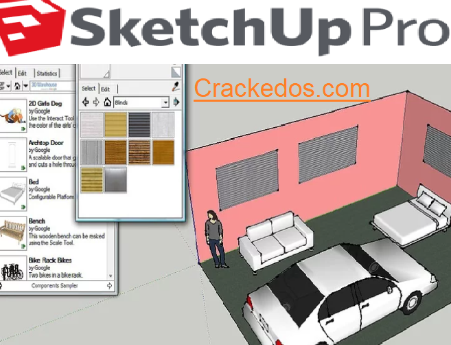 SketchUp Pro 2020.2 Crack Download Full License Key Final