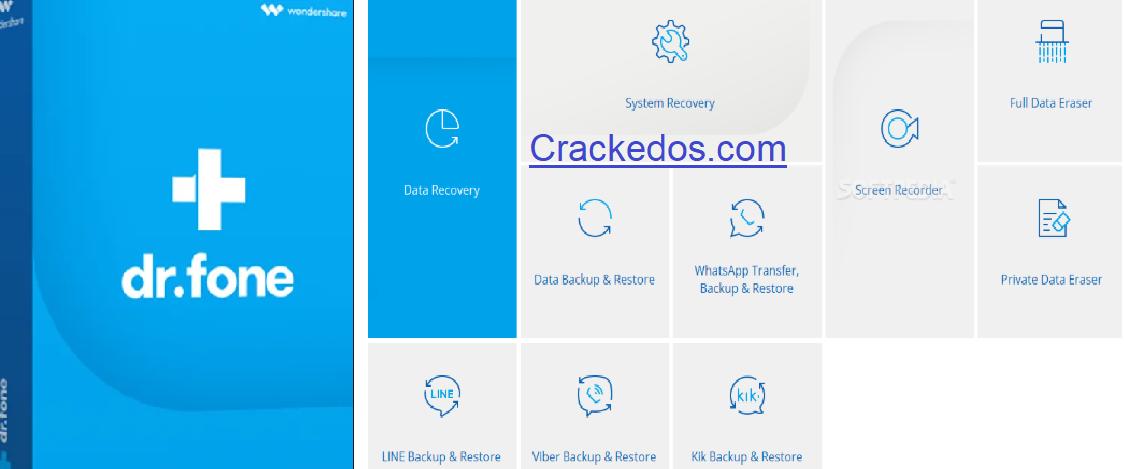 Wondershare Dr Fone 10.5.0 Crack Download Registration Code
