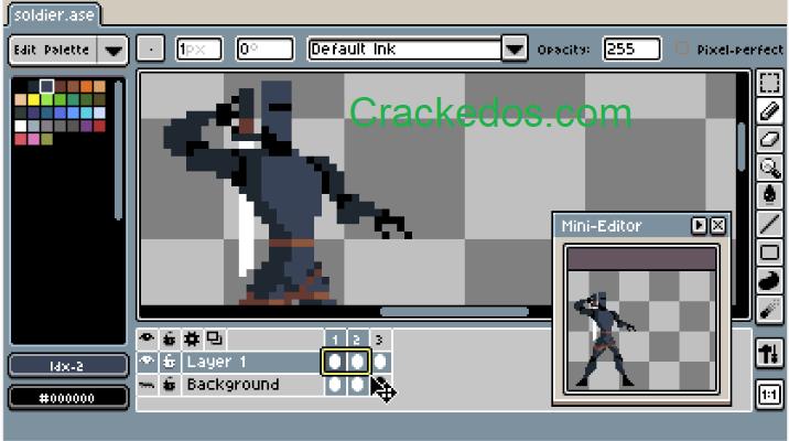 Aseprite Crack