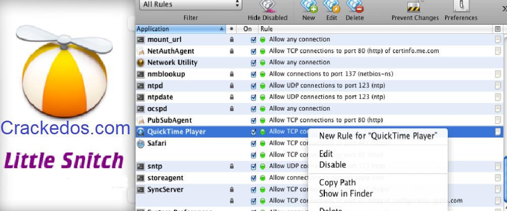 Little Snitch 5.1.2 Crack Full Version & Keygen Final Download